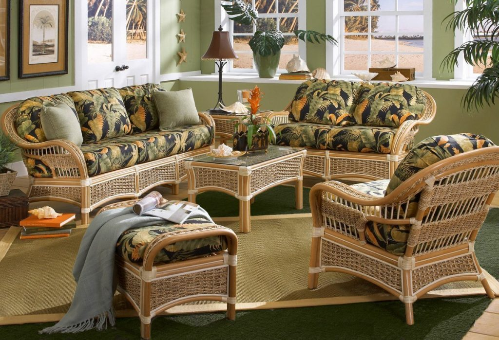 Why You Should Decorate Using Wicker Furniture – Remodeling ...